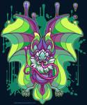 Bat Nectar by KiRAWRa