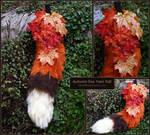 Autumn Fox Yarn Tail