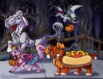 Rescreatu Halloween 2015