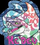 Re'Dev Con Badge