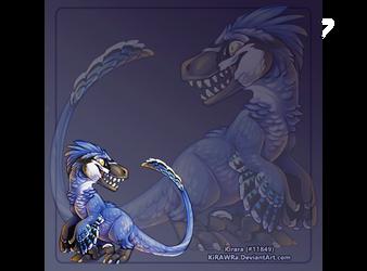 Aywas: Raptor Roku by KiRAWRa