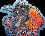 Rywho Con Badge