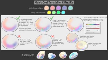 Quick Opal Tutorial