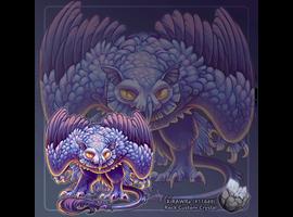 Aywas RCC: Owl Gryph by KiRAWRa