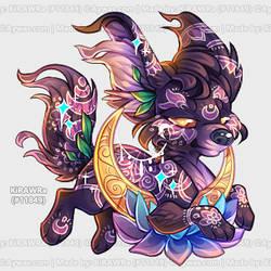 Aywas: Moon Lotus Melo by KiRAWRa