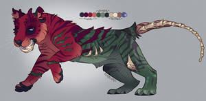 Zombie Tiger