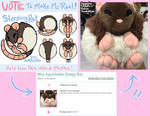 Squishable Rat Update!!