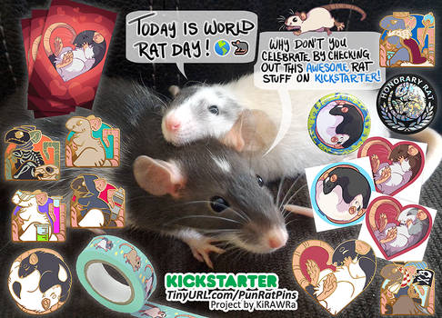 World Rat Day!