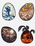 Elemental Eggs