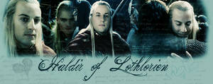 Haldir of Lothlorien