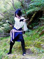 Uchiha Sasuke by haraju2girls