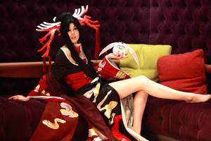 Yuuko Ichihara by haraju2girls