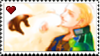 Germany + Knut -stamp- by Marly-Ery