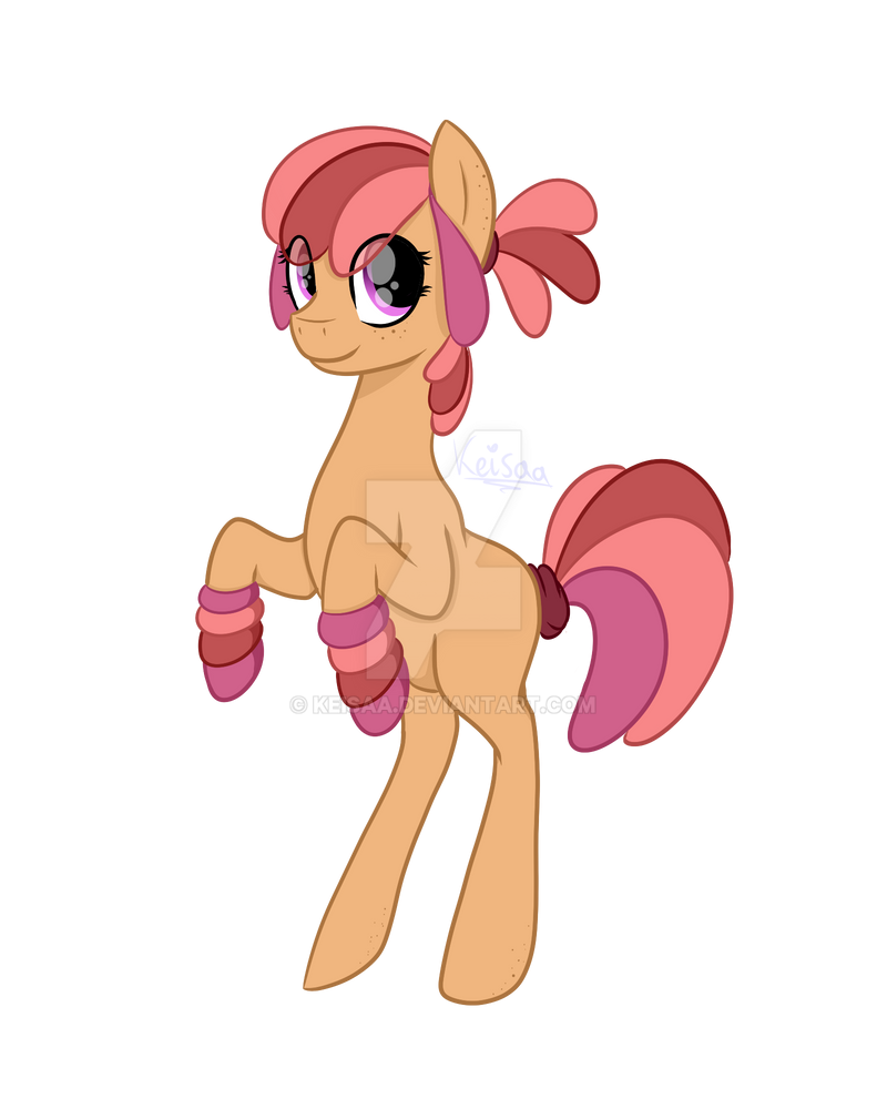 Pony Adoptable 100 p! [CLOSED] by Keisaa