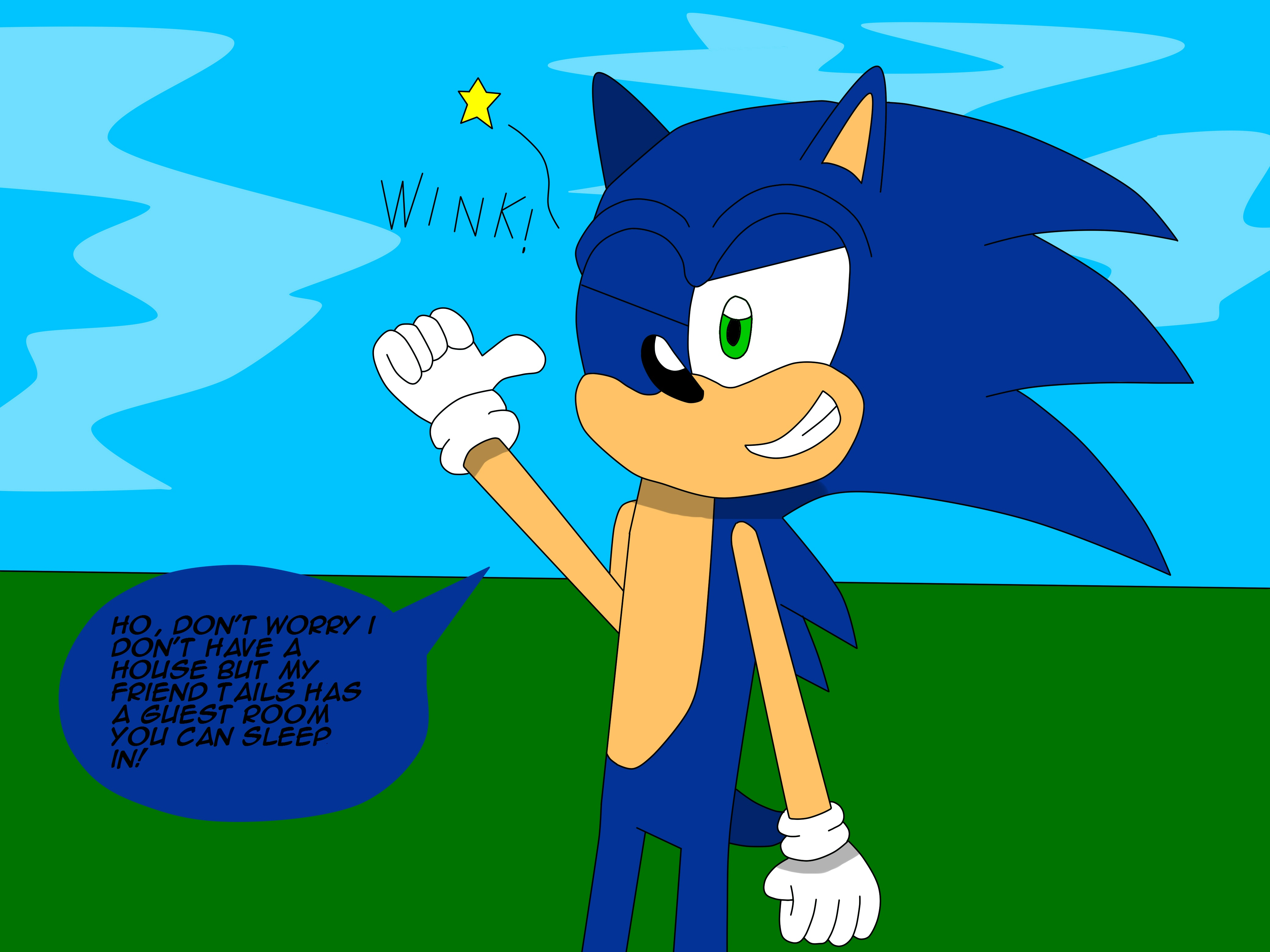 Sonic the Hedgehog FanFiction Archive  FanFiction