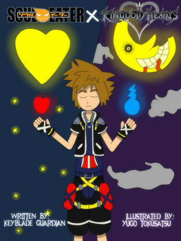 Soul Eater X Kingdom Hearts (Cover)
