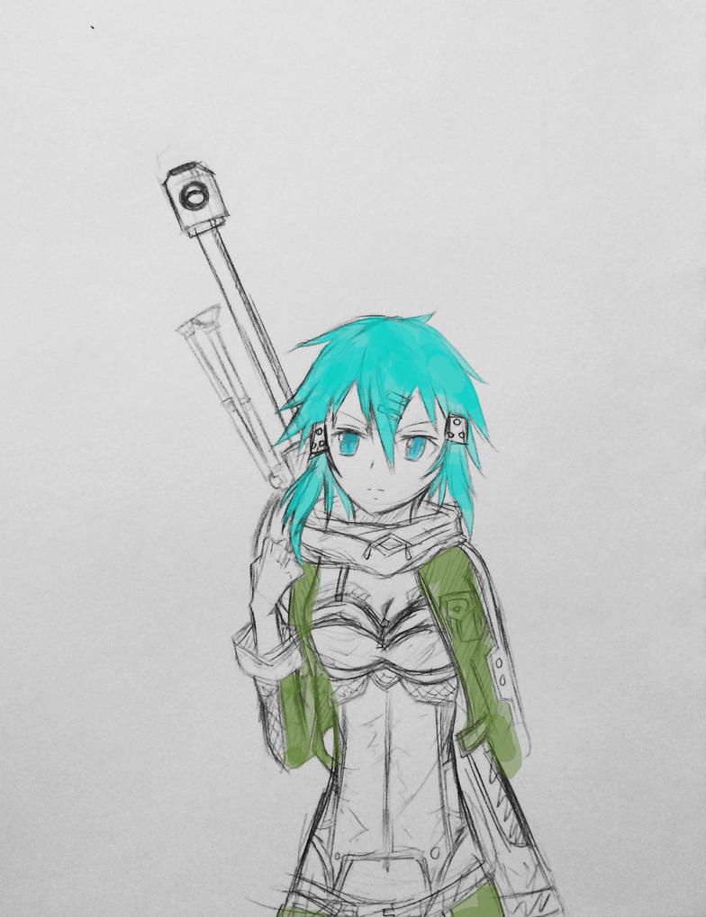 Sinon by TinSeven