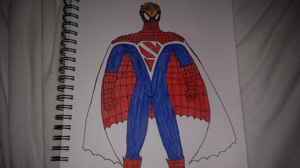 Super-Spider Concept Test 1 by ProzacMan
