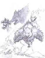 Werewolf Dump by BlueHorizon89