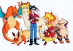 Pokemon Team Commission