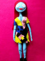 Sally Doll by BlueHorizon89