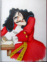 Captain Hook by BlueHorizon89