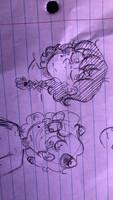 Random Sketches #1