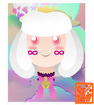 Chibi Bellwether! Galaxia Butterfly