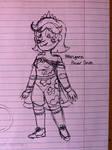 Princess Starwynne Sketch