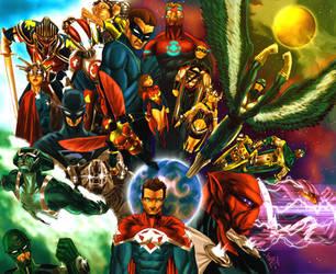 The Guardian Legion 2 by WalterReynolds