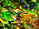 Teen Titans vs Alienforce