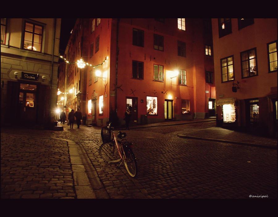 stockholm.december