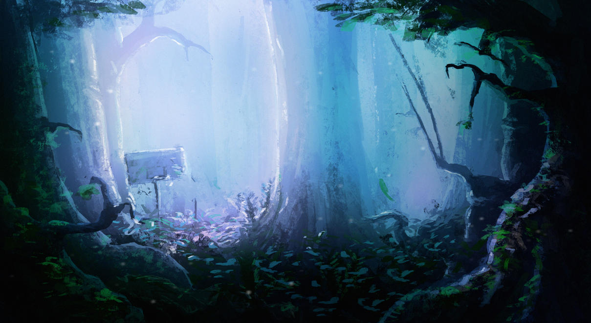 Forest by TomCorch