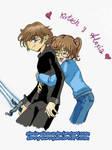 Kirtash y Alexia