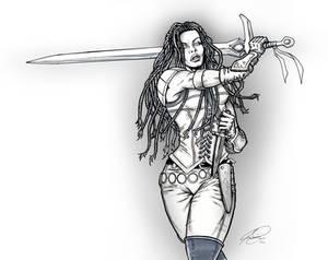 Kyandra Attack