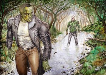 Frank and Jason