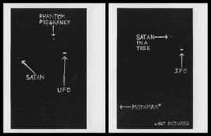 Artificial Paranormal Phenomena I and II by HerrSchrecklich
