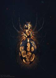 Light widow by elreviae