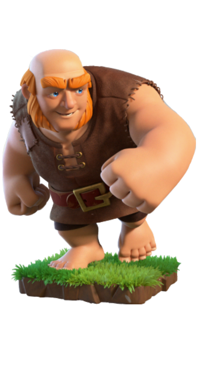 Gigante Clash of Clans PNG by Eli21Perez on DeviantArt
