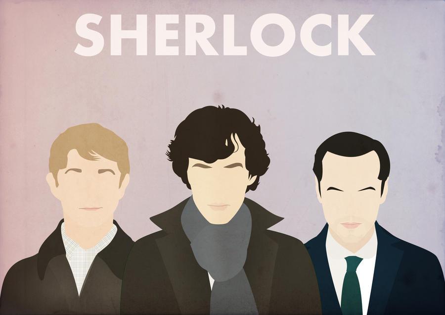 Sherlock by BantamArt