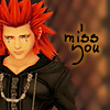 Axel MSN Icon: V. I Miss You by FullElven