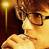 Gackt MSN Icon: V. Glasses by FullElven