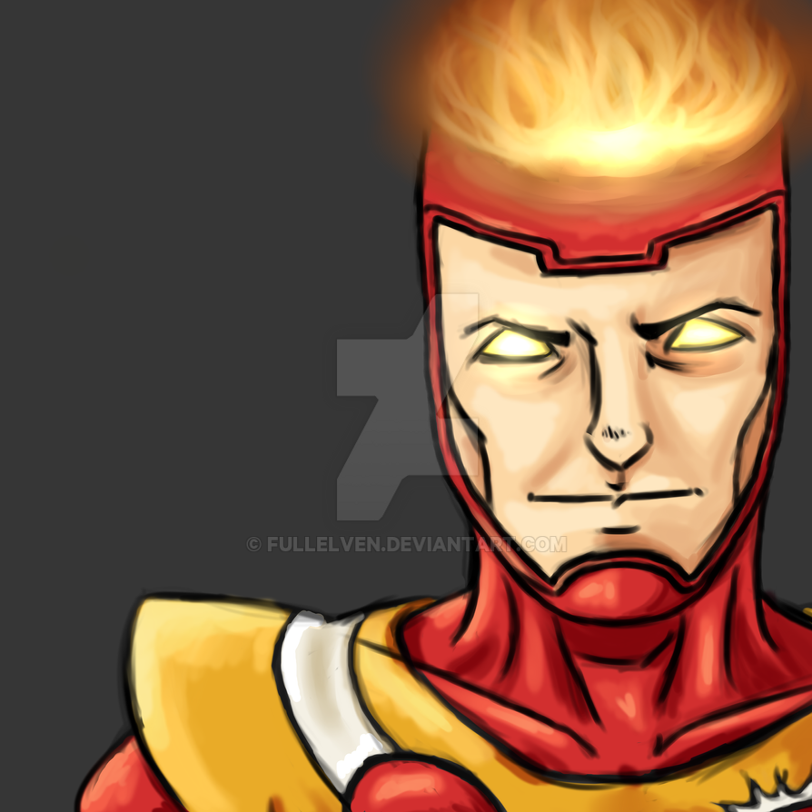 Firestorm by FullElven