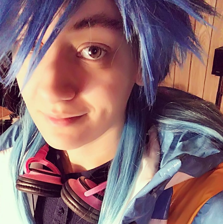 Cosplay: Aoba by FullElven