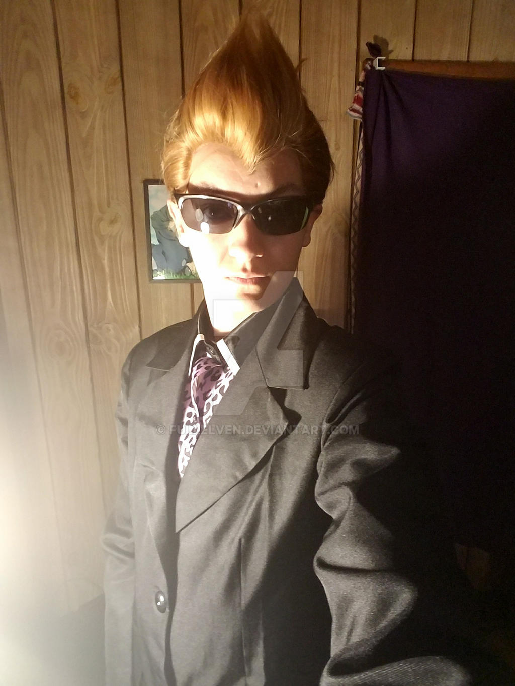 Preview: Ignis Scientia Cosplay by FullElven