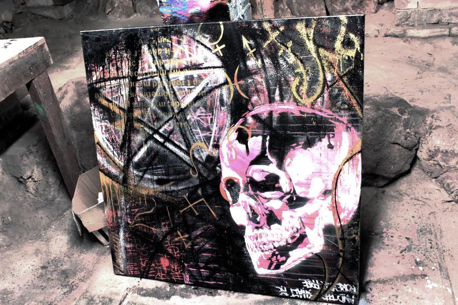 Occult by artbyabbey
