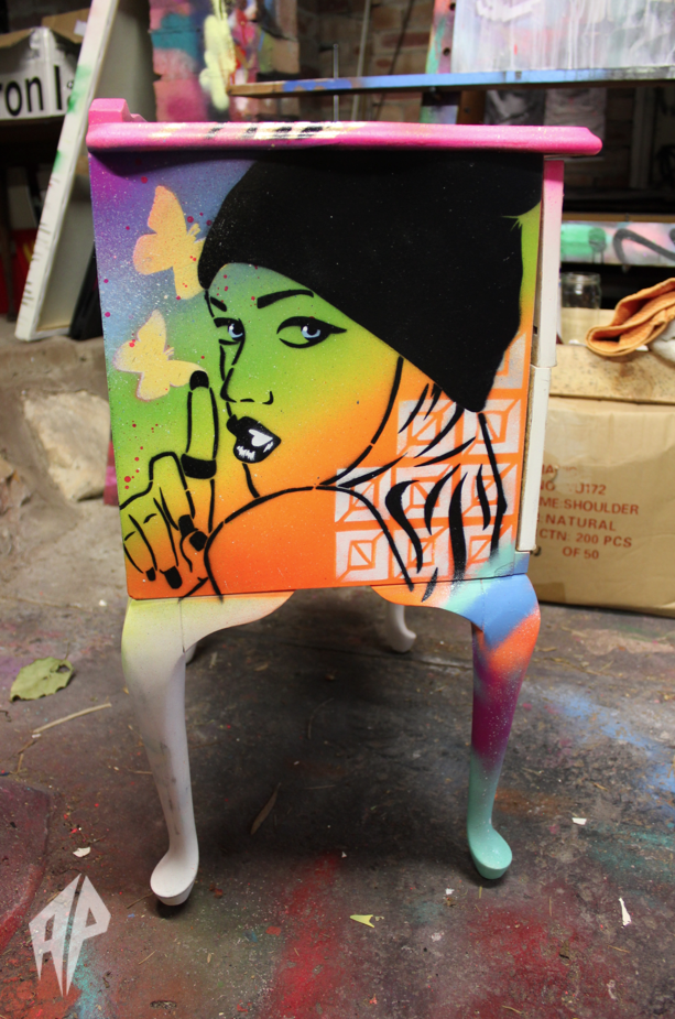 Table by artbyabbey