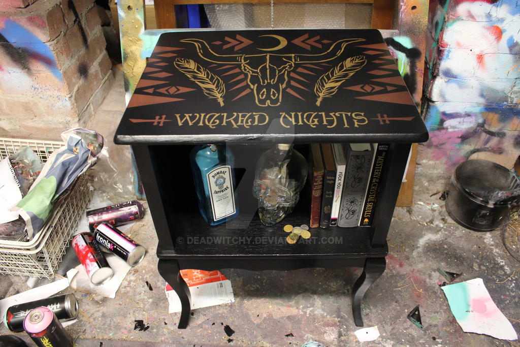 Wicked Nights by deadwitchy