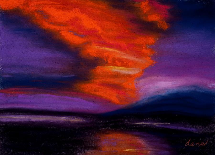Sunset by danastrotheide