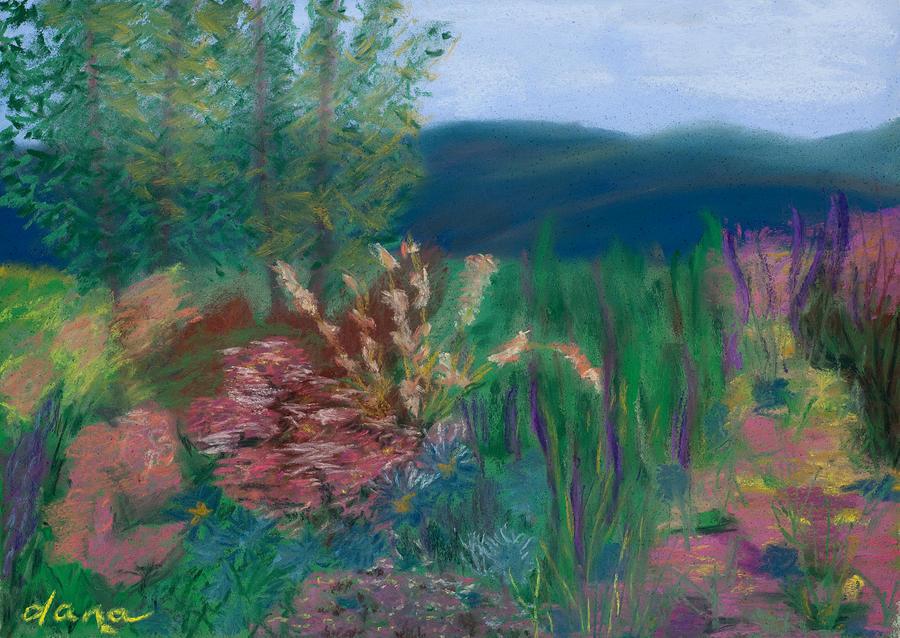 Mountain Garden by danastrotheide